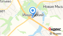 Демидовская Люкс на карте