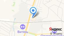 Чехов-Цвет на карте