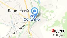 Адвокат Качалкин С.Н. на карте