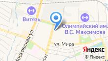 Магазин электрики на карте