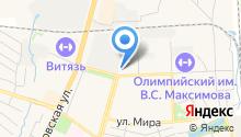 Серпуховнефтепродуктсервис на карте