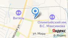 АЗС СнПС на карте