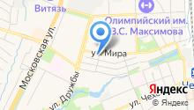 Чеховская Районная Эксплуатационная Служба на карте
