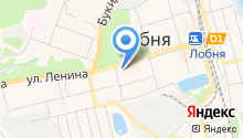Салон копировальных и фотоуслуг на ул. Ленина на карте