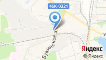 Магазин автозапчастей для грузовых машин на карте