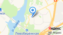 Footlandiya на карте