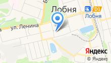 *длк* на карте