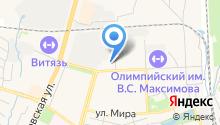 Чеховский техникум на карте