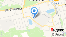 Астэм на карте