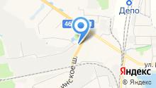 Антикор-Л на карте