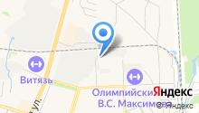 ДИНА-МЕД на карте