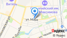 Училище олимпийского резерва №4 на карте