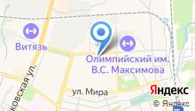 Адвокатский кабинет №2304 на карте