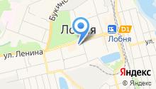 Совет депутатов г. Лобня на карте