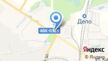 Work24 на карте