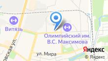 Городская библиотека №2 на карте