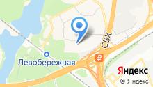 ДЕЗ ЖКУ на карте