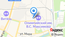 Дент Асс на карте