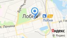 Лобненская торгово-промышленная палата на карте