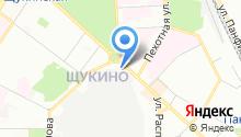 Криотрейд на карте