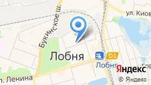 Нотариус Квартальнова М.А. на карте