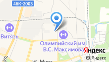 Твердохлеб на карте