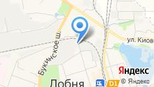 Лобненская электросеть на карте