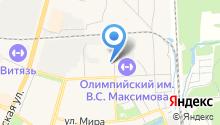 Ломбард-М на карте