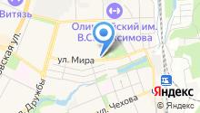 Реклама-Эксклюзив - типография на карте