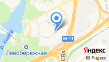 ГлавМосРемонт на карте