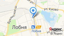 ПОСБОН на карте
