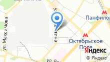 ЯНИНВЕСТ на карте