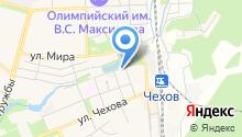 Адвокатский кабинет №2038 на карте
