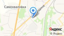 Щекинское межрайонное объединение ветеринарии на карте