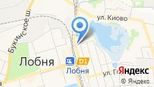 МИДЛ на карте