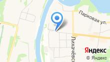 Храм Покрова Божией Матери в Долгопрудном на карте