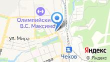 Почтовое отделение №142303 на карте