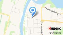 Стоун Интернэшнл на карте