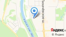 Единая дежурно-диспетчерская служба г. Долгопрудного на карте