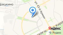 Детский сад №38, Искорка на карте