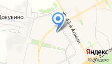 Антей+ на карте