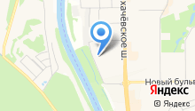 Hotel-city на карте