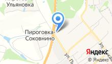 ПКФ Прогресс на карте