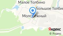 Почтовое отделение №142113 на карте