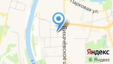 Содружество, АНО на карте