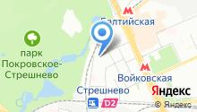 3N-AUTO на карте