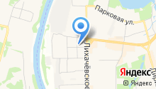 Центральное, ТСЖ на карте