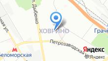 Центральное Управление государственного автодорожного надзора на карте