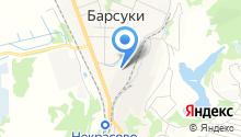 Максистрой на карте