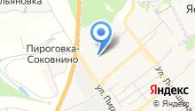 Межрайонная инспекция Федеральной налоговой службы России №5 по Тульской области на карте